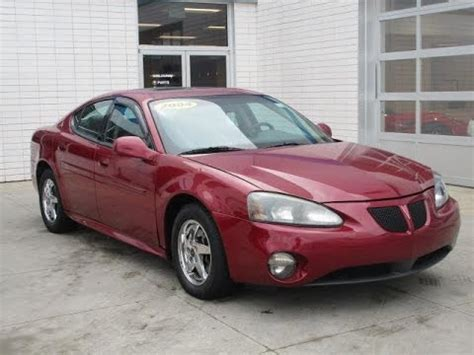 2004 pontiac grand prix gtpp g 2004 pontiac grand prix gtp 3 8l supercharged comp g tour