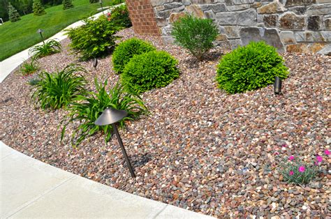 blend indianapolis decorative rock mccarty mulch