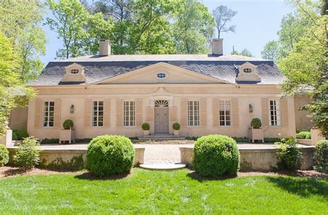 neoclassical house pavillion neoclassical manor 3 750 000 pricey pads