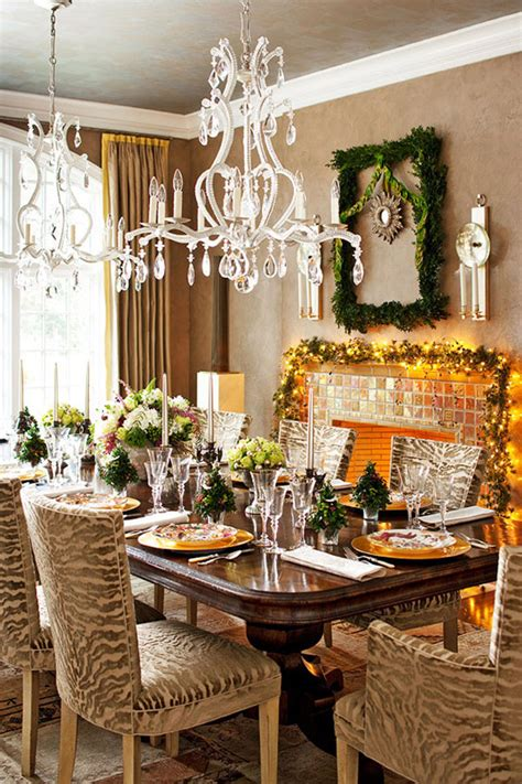 wonderful table decorations  home interior vogue