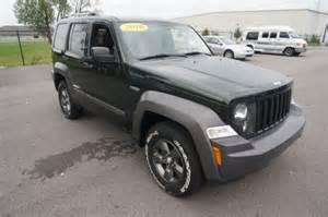 2010 jeep liberty renegade 4wd suv bosak honda michigan city