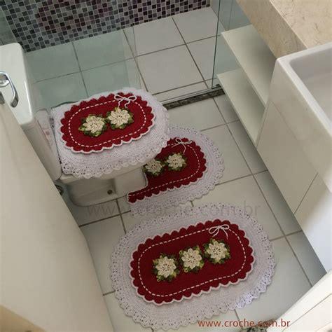 jogo de banheiro oval bico duplo croche com br jogo de banheiro oval bico duplo croche com br