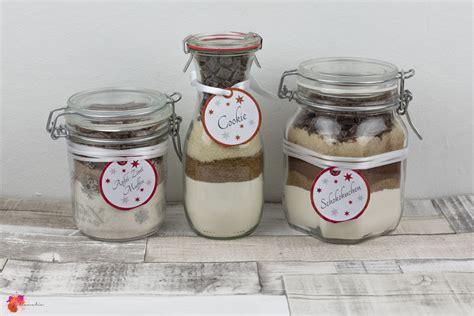 backmischung im glas  einfache rezepte juliamalia