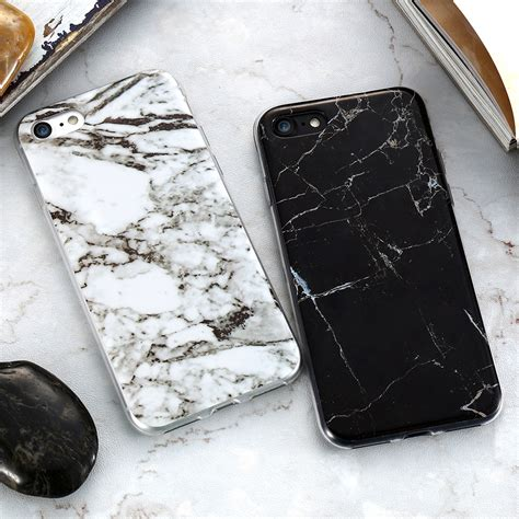 7 Great Rock Accessories For by Kisscase Marble For Iphone 7 Rock Skin Texture