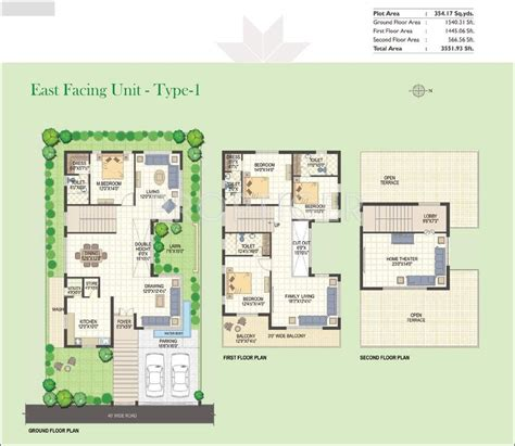 eastpoint green floor plan green icons isle by green home farms in shamshabad hyderabad price location map floor plan