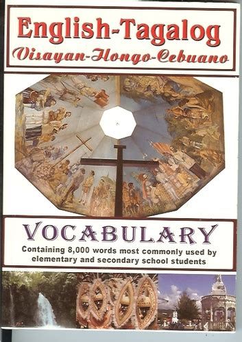 english tagalog visayan dictionary philippine books  amazoncom books