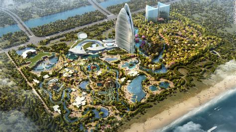 theme park for under 10s coming soon best theme parks of the future cnn com