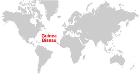 guinea bissau world map guinea bissau map and satellite image