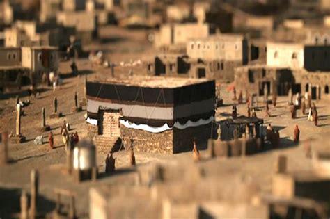 sejarah singkat nabi muhammad  lahir hingga sampai