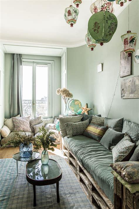 decordemon  apartment   heart  historic paris