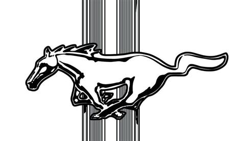 ford logo clip ford mustang logo clipart