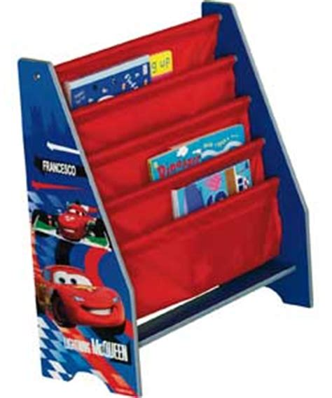 cars 2 bookcase
