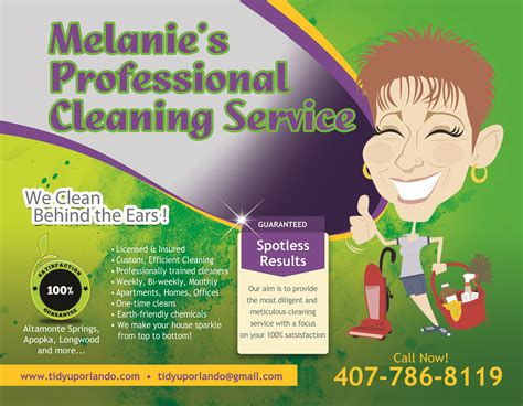 Tidy Home Cleaning melanie s professional cleaning service quot we clean behind