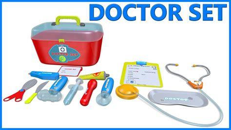 Dokter Set doctor set doctor set toys for doctor