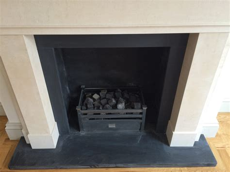 Slate Fireplace Hearth by Bespoke Repairs Ltd Uk Glass Repair Slate