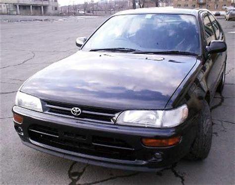 Toyota Corolla Hatchback 1993 1993 Toyota Corolla Hatchback