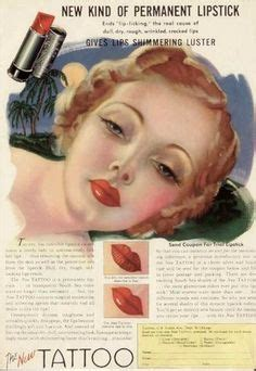 how often should i wash my tattoo 1000 images about vintage makeup ads on