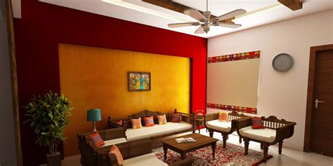 Ethnic Indian Living Room Designs by An Warms Up To Boho Chic E2 80 93 For Living
