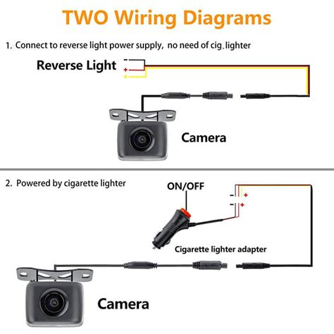 chevy backup camera wiring pin diagram wiring diagram