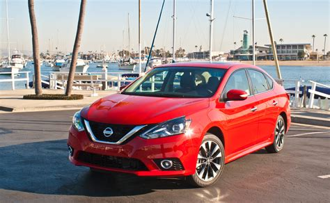 red nissan sentra 2016 nissan sentra review autoguide com news