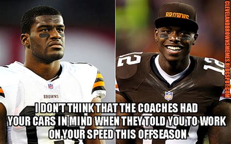 Josh Gordon Meme - cleveland browns memes august 2013