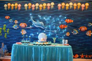 decorating themes under the sea party decorations sandy party decorations