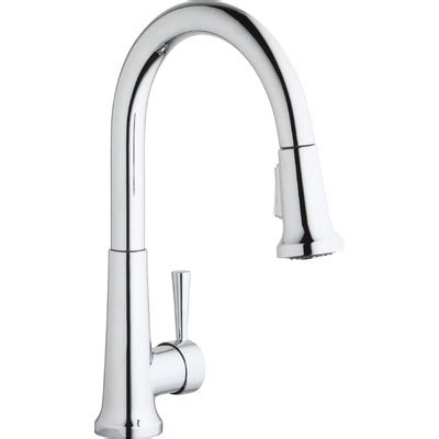 Elkay Kitchen Faucet Reviews Elkay Everyday Single Handle Deck Mount Kitchen Faucet