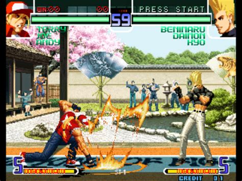 emuparadise king of fighters 98 the king of fighters 2002 plus bootleg set 1 rom