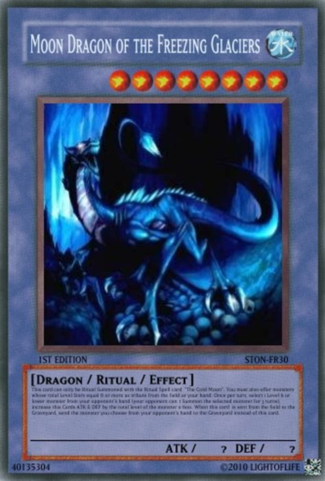 make your yugioh card make your own yu gi oh card