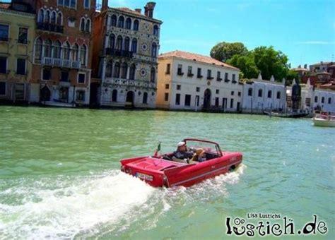Venedig Mit Dem Auto by Mit Dem Auto Durch Venedig Bild Lustich De
