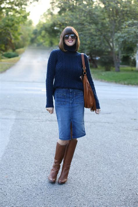 what i wore denim and blues on what i wore