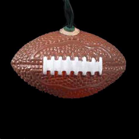 football novelty lights