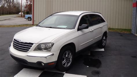 Chrysler Pacifica 2004 Reviews by 2004 Chrysler Pacifica Test Drive And New Car Review Html
