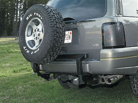 Build Your Own Jeep Grand Jeep Grand Bumper Build