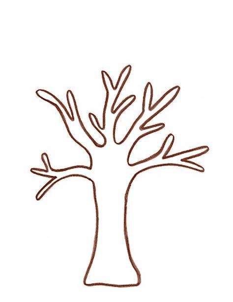 2014 Handprint Tree Template Nextinvitation Templates Printable Tree Template