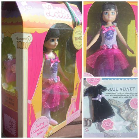 lottie doll ballerina lottie doll set gift guide livin the