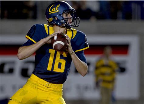 cal plans  tread lightly  jared goff  spring