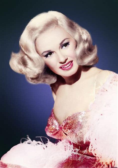mamie van doren bra size mamie van doren in her eighties is still a beautiful lady