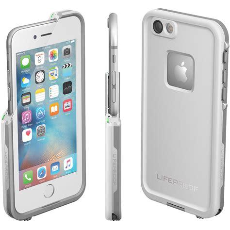 lifeproof fre waterproof case  apple iphone  white