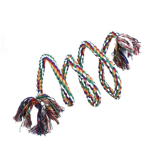 parrot rope swing parrot rope for pet bird coil swing perches cockatiel