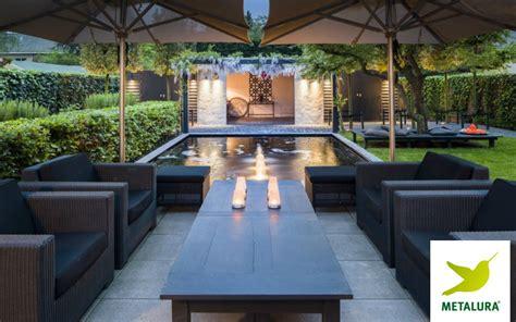 ideen chill ecke garten tips voor een moderne tuin m 233 t sfeer