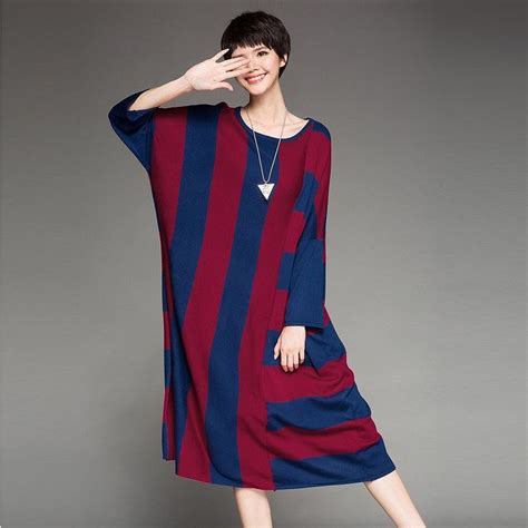 Dress Rusa Sweater50 56 best stripe dress fantasylinen images on fringe dress stripe dress and striped