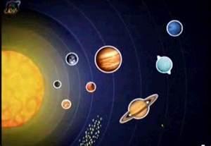 los planetas colouring pages