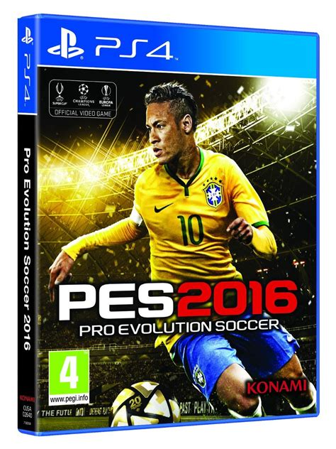 Pes 2016 Ps4 By Gameland by Jogo Pro Evolution Soccer Pes 2016 Ps4 R 157 00 No