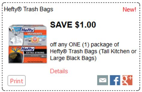 Want Some Beautiful With A Hefty Discount new hefty trash bags coupon 5 49 with kroger mega sale