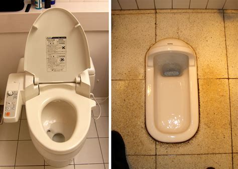 japanisches wc toilet stories modern and squat japan travels