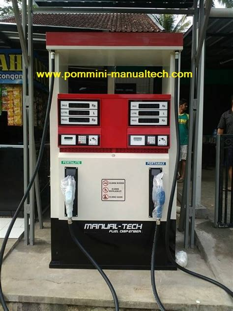 Jual Pertamini 2 Nozzle Kaskus harga jual dan spesifikasi pertamini digital portable