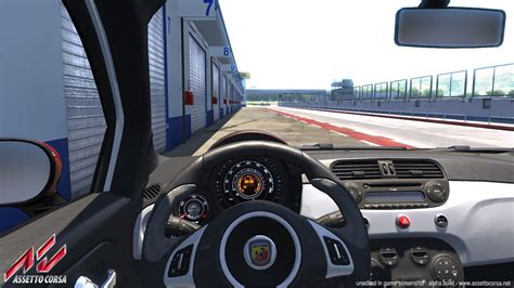 assetto corsa follows the race line to ps4 in 2016 push square