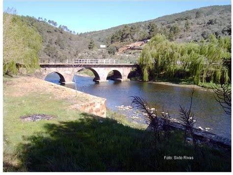 puente viejo sobre el r 237 o hurdano vegas de coria