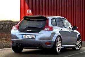 Volvo C50 Volvo C50 Coming At The End Of 2008 Car News Top Speed